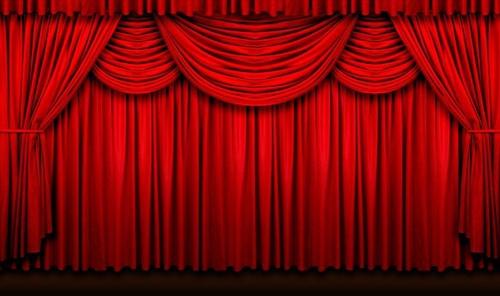 舞台幕布安装